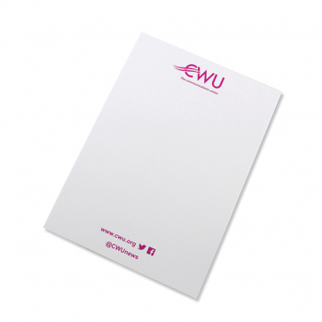 CWU A5 Desk Pad