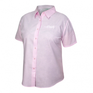 CWU Ladies Short Sleeved Shirt
