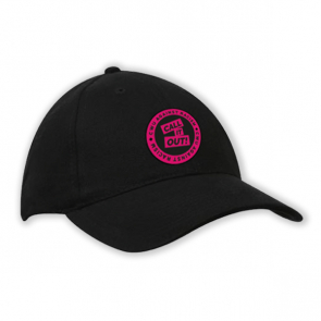 "CWU ""Call It Out"" Black Heavy Brushed Cotton Cap"