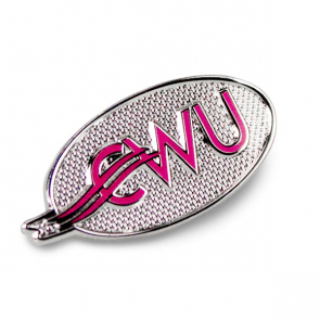 CWU Pin Badge