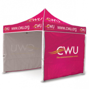 3x3M Marquee/Gazebo (Personalised)