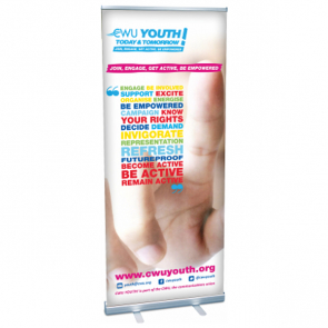 Roller Banner Stand (Personalised)