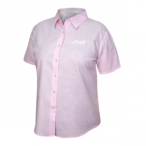CWU Ladies Short Sleeved Shirt