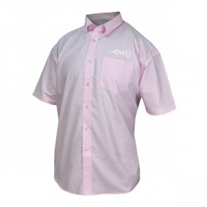 CWU Mens Short Sleeved Shirt