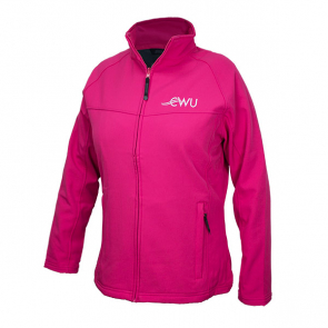 CWU Ladies Softshell Jacket