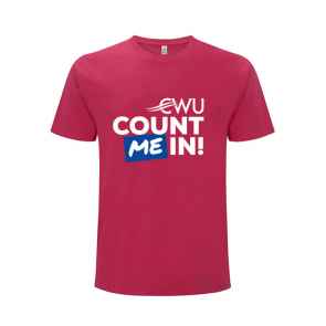 """Count Me In"" T-Shirt"