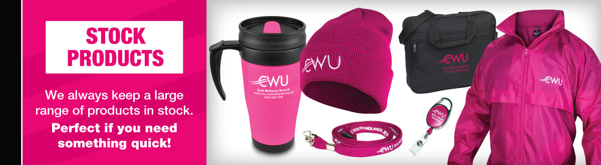 CWU Stock Products
